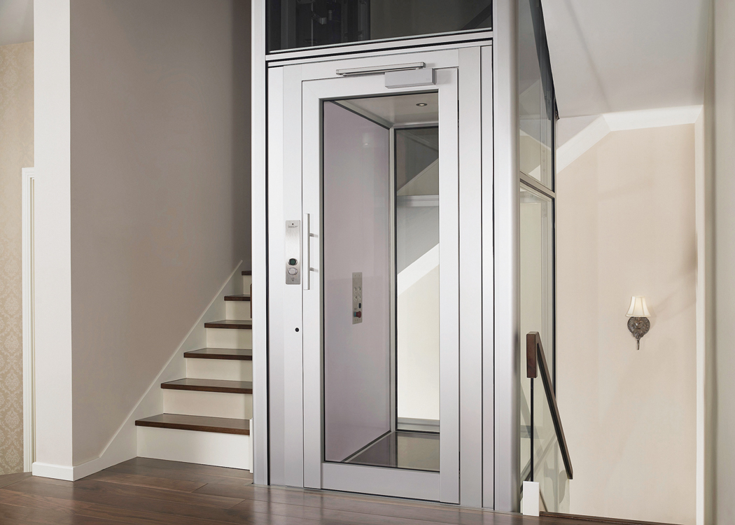 Residential elevators and small lifts for condos domuslift for Small elevators