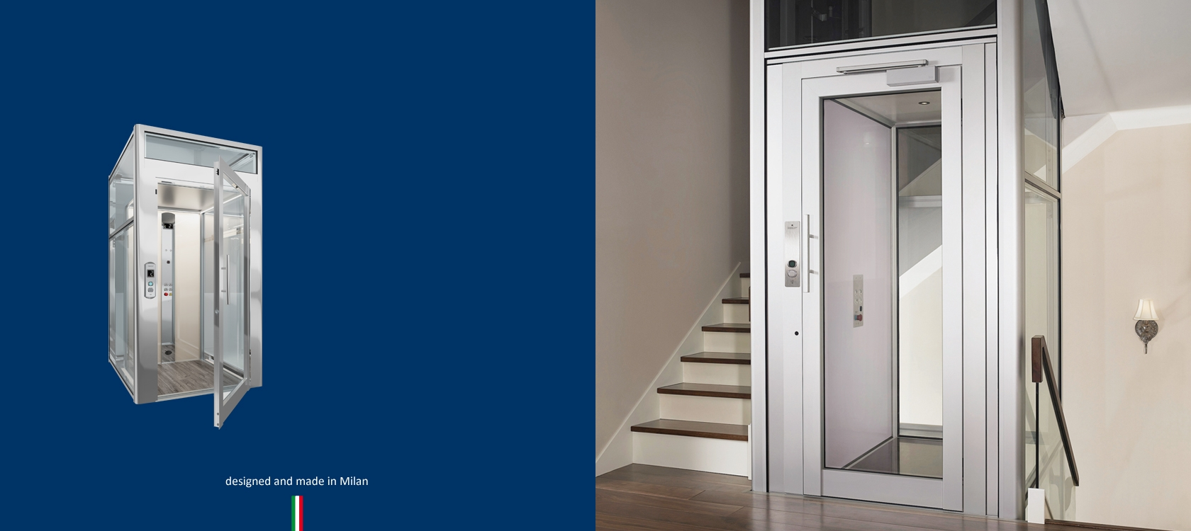 Home lifts, domestic lifts and residential lifts | DomusLift