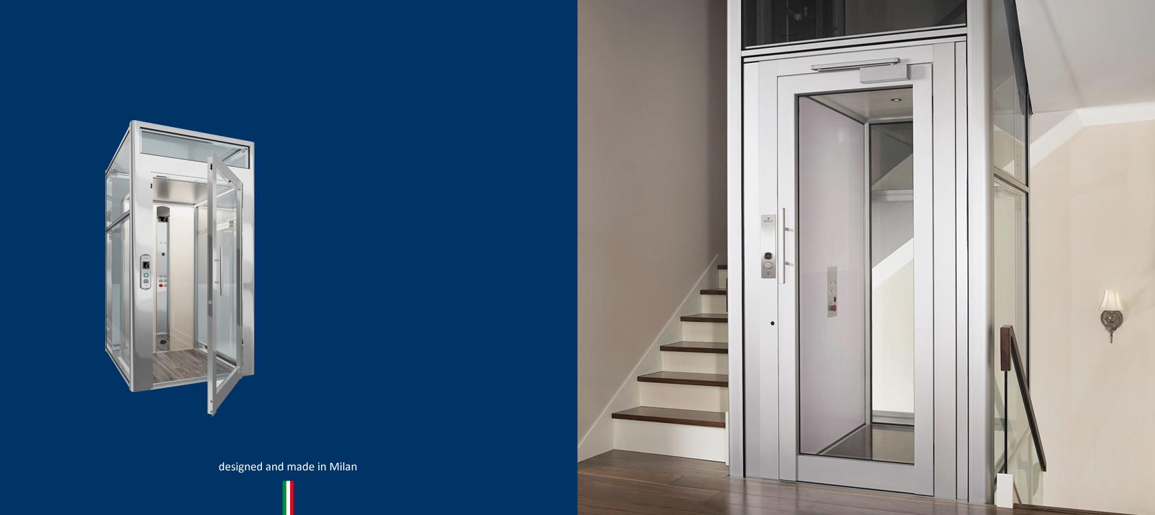 Quanto costa un ascensore esterno trendy progetto di un for Quanto costa un ascensore esterno