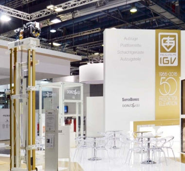 IGV Group at Interlift 2015